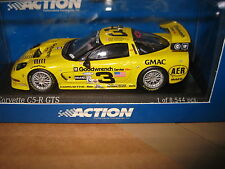 ACTION 1.43 CORVETTE C5-R GTS  DAYTONA 24 HOUR 2001 #3 EARNHARDT LTD ED AWESOME