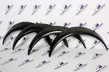 JDM Fender Flares 2.2'' Wide body Universal wheel arch extensions SET 4 Pieces