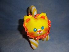 FISHER PRICE ZOO GRABBER LION RATTLE 1990