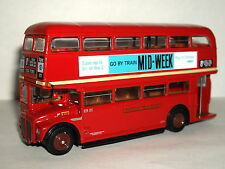 EFE ROUTEMASTER BUS RM5 LONDON TRANSPORT ROUTE 8B 1/76 36501