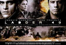 LADDER 49 Movie POSTER 27x40 E John Travolta Joaquin Phoenix Jacinda Barrett