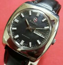 Vintage rado automatic swiss made working wrist watch 100%authentic @rare@