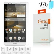 3x Nacodex For Huawei Asend Mate 7 / Mate7 Tempered Glass Screen Protector Film
