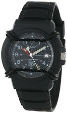 Casio HDA600B-1B Mens 100M Analog Sports Watch Date Display 10 Year Battery