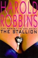 The Stallion by Harold Robbins : A Thriller Novel ( Hardcover ) Free Shipping !