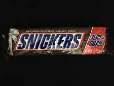 SNICKERS Holiday Slice n' Share Giant Chocolate Candy Bar 1-Pound Bar