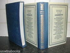 WILLIAM COBBETT War of 1812 FOLIO SOCIETY United States CANADA Cobbett's AMERICA