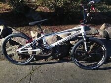 New Custom Chase RSP 2.0 Pro XXL+ BMX Racing Bike White / Black
