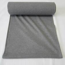 Stoff Bündchen Strickbündchen Schlauchware Jersey Baumwolle Meterware uni