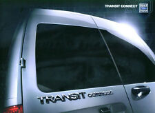2010 FORD TRANSIT CONNECT BROCHURE