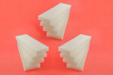 Fluval 204 / 205 / 206  'Compatible' : 12 Foam Filter Pads