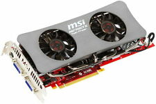 MSI GeForce GTX 275 N275GTX TwinFrozr OC 896MB 448-Bit GDDR3 PCI Express 2.0 x16