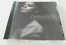 Diana Ross - One Women - The Ultimate Collection (CD Album 1993) Used Very good
