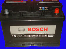 BATTERIA BOSCH T3 100AH 720EN NISSAN PICK UP SUNNY TRADE