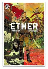 ETHER #1 - Cover A - David Rubin - Dark Horse Comics!