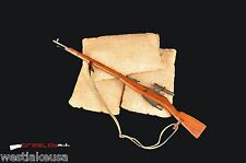 Arms Lab 1/6 Mosin Sniper Rifle (Wood and Metal)