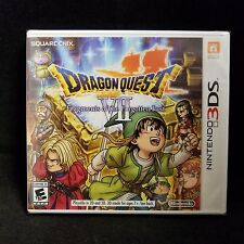 Dragon Quest VII: Fragments of the Forgotten Past (Nintendo 3DS, 2016) BRAND NEW