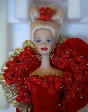 NRFB RAR 50 TH Golden Anniversary porcellana LIMITED EDITION sogno in rosso BARBIE