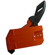 Kettenraddeckel mit Kettenbremse passend für Husqvarna 394 und 395