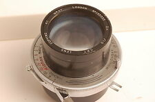 WRAY LONDON 2 inch (50.8mm) f1.0 C.R.T Lens RARE