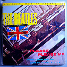 THE BEATLES~PLEASE PLEASE ME~RARE SEALED ORIG LIMITED EDITION MFSL AUDIOPHILE LP
