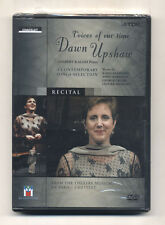 Dvd Voices of our time DAWN UPSHAW A contemporary songs 2000 Soprano Recital