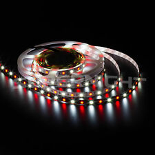 5M SMD 5050 300 LED RGBW RGBWW Strip Light Waterproof RGB + Warm/Cool White