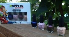 Disney's MUPPETS-Most Wanted-from OPI NIP