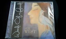Words Of a Friend - buy direct from artist - CD album by Sue West 2013