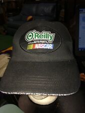 trucker hat baseball cap O'REILLY AUTO PARTS NASCAR cool lid old school