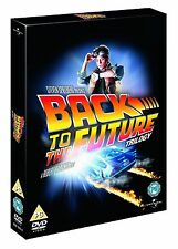 BACK TO THE FUTURE Complete Collection Trilogy Box Set Part 1+2+3 DVD 1-3 New