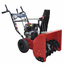 "Daye (24"") 208cc Two-Stage Snow Blower"