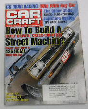 Car Craft Magazine How To Build A Cross Country February 2000 072215R