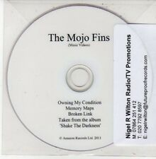 (DG20) The Mojo Fins, Owning My Condition - 2011 DJ DVD