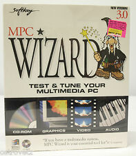 MPC Wizard Test & Tune for Windows Ver 3.0 - NIB SEALED