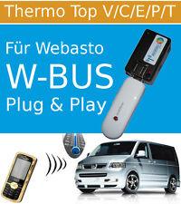 GSM Handy Fernbedienung für Standheizung (USB) Webasto W-BUS Plug & Play
