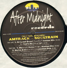 PAUL FUNK - Amtrack - Soultrain (Mateo & Matos Rmx) - After Midnight