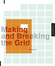 NEW - Making and Breaking the Grid: A Graphic Design Layout Workshop