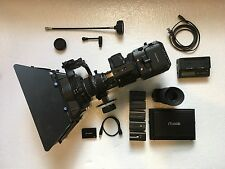 Sony NEX-FS700U Camera Package