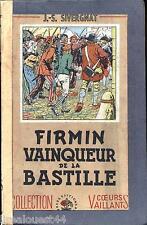 Firmin vainqueur de la Bastille Sivergnat 1946