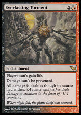 MTG EVERLASTING TORMENT - TORMENTO ETERNO ASIAN - SHM - MAGIC
