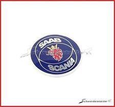 Emblem Heckklappe Saab 9000 CD 4-Türer logo badge rear