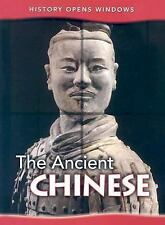 The Ancient Chinese (History Opens Windows)-ExLibrary
