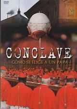 DVD - Conclave NEW Como Se Elige A Un Papa FAST SHIPPING !