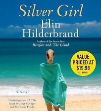 Silver Girl by Elin Hilderbrand (CD, Unabridged) NEW