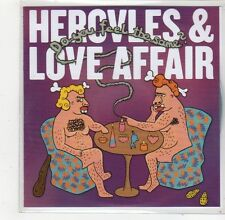 (FO789) Hercules & Love Affair, Do You Feel The Same? - 2014 DJ CD