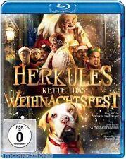 HERKULES RETTET DAS WEIHNACHTSFEST - BLU-RAY - NEU/OVP