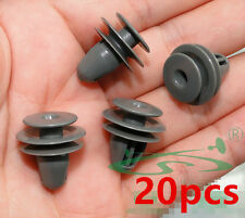 20x Honda Civic Interior Door Panel Trim Clips