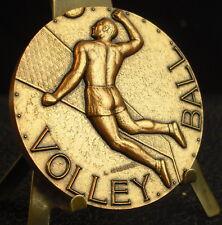 Médaille Volley-ball Sport par Gibert 50 mm 91 g Medal 铜牌