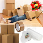 """20 Large Cardboard House Moving Boxes Removal Packing Boxes NEW *18""""x12""""x10""""!*"""